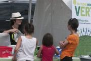 Les visiteurs ont été nombreux au festival Saint-Honoré... (Photo Le Quotidien, Michel Tremblay) - image 1.0