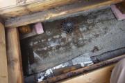La crépine qui protège le drain de toit... (Photo André Dumont, collaboration spéciale) - image 3.0