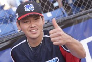 Le voltigeur Yusuke Matsuzawa avait très bien fait... (Photothèque Le Soleil, Jean-Marie Villeneuve) - image 2.0