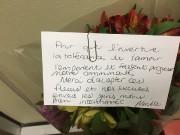 Une certaine Mireille a livré un message de... (Facebook) - image 1.0