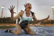 La double championne olympique de la perche, Yelena... (AFP, Alexander Kisilev) - image 3.0