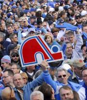 La Marche bleue a mobilisé des dizaines de... (Photothèque Le Soleil) - image 3.0
