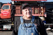 Kyle Curtis est originaire de Montgomery, au Texas.... (Photo Simon Giroux, La Presse) - image 2.0