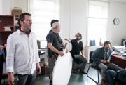 Patrick Demers, réalisateur d'Origami... (Photo Hugo-Sébastien Aubert, La Presse) - image 2.0