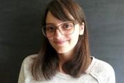 La voici, Marie Hébert, alias Bleu Marie. La... (Le Soleil, Jean-Marie Villeneuve) - image 2.1