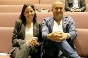 Nathalie Brunette et Guy Laflamme, respectivement de Gatineau... (Patrick Woodbury, LeDroit) - image 2.0