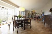 Le salon et la salle à manger bénéficient... (Photo Jean-François Bérubé) - image 3.1