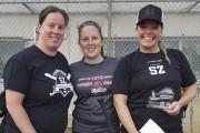 De gauche à droite : Lyne Rivard, Karen... - image 4.0
