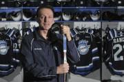 L'ancien joueur des Nordiques Marc Fortier... (Photothèque Le Soleil) - image 5.0