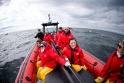 Tous les capitaines partagent les informations sur leurs... (Photo David Boily, La Presse) - image 2.0