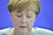 La chancellière allemande, Angela Merkel... (AFP, John MACDOUGALL) - image 2.0
