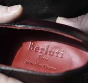 Connue dans le monde entier, la maison Berluti... (Agence France-Presse) - image 3.0