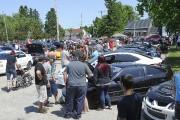 Près de 300 propriétaires de voitures ont exposé... (Le Quotidien, Gimmy Desbiens) - image 1.0