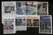 La presse européenne signait samedi, au lendemain du Brexit,... (AP, Tim Ireland) - image 2.0
