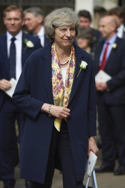 Theresa May... (AFP, Niklas Halle'n) - image 4.0