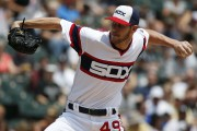 L'as des White Sox de Chicago, Chris Sale... (Nam Y. Huh, Associated Press) - image 2.0