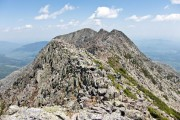 Le Baxter Peak au mont Katahdin est le... (Photo Thinkstock) - image 2.0