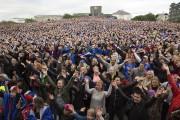 L'Islande a tenu jusqu'au bout, soutenus par leurs... (Associated Press) - image 2.0