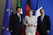 L'Italie, l'Allemagne et la France, veulent donner une... (Agence France-Presse) - image 1.0