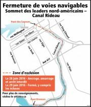 Une partie du canal Rideau a été désignée... (Courtoisie, Ville d'Ottawa) - image 3.0