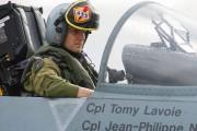 Huit CF-18 de l'Escadron 433 ont... (Photo Matc S.Picard Imagerie BFC Bagotville) - image 3.0