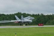 Huit CF-18 de l'Escadron 433... (Photo Matc S. Picard, Imagerie BFC Bagotville) - image 3.1