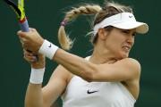 Eugenie Bouchard menait6-3 et 2-1 contre la la... (AP, Alastair Grant) - image 5.0
