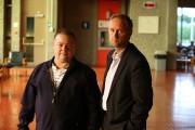 Michel Desloges (à gauche) et son avocat, Me... (Archives La Voix de l'Est) - image 2.0