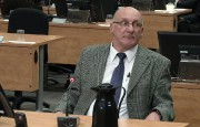 François Beaudry, ex-haut fonctionnaire du MTQ, lors de... (Image tirée d'une vidéo, archives La Presse) - image 1.0