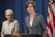 La procureure générale adjointe Sally Yates (à droite)... - image 4.0