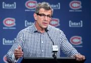 Marc Bergevin areconnu qu'il avait pris l'une des... (La Presse Canadienne, Graham Hughes) - image 2.0