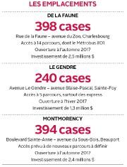Le Réseau de transport de la Capitale (RTC) aménagera... (Infographie Le Soleil) - image 3.0