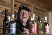 Mike Beamish, de Deep Roots Distillery... (La Presse, Ivanoh Demers) - image 6.0