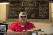 Le chef Ross Monro, du Red Door Oyster... (La Presse, Ivanoh Demers) - image 10.0