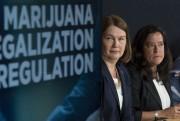 La ministre de la Santé Jane Philpott et... (La Presse Canadienne, Adrian Wyld) - image 1.0