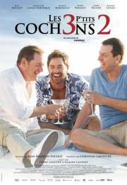 Affiche du film Les 3 p'tits cochons 2... (Image fournie parLes Films Séville) - image 2.0