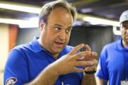 Le directeur général du GP3R, Dominic Fugère.... (Olivier Croteau) - image 1.0