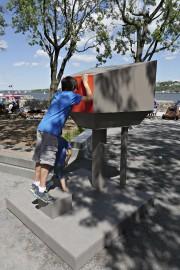 L'organisme d'art public EXMURO et la Ville de... (Le Soleil, Frédéric Matte) - image 19.0