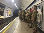 Des commémorations ont également eu lieu à Londres,... (AP) - image 1.1