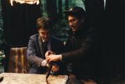 L'acteur Daniel Radcliffe et le coréalisateur Daniel Kwan,... (PHOTO FOURNIE PAR A24) - image 1.0