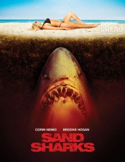 Affiche de Sand Sharks... (IMAGE FOURNIE PAR LA PRODUCTION) - image 1.1
