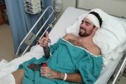 Opéré pour une tumeur au cerveau en 2012,... (Photo courtoisie) - image 2.0