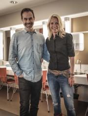 Nicolas Tittley et Brigitte Boisjoli... (Fournie par Unis tv) - image 2.0