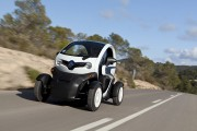 Le quadricycle Renault Twizy... (Photo fournie par Renault) - image 2.0