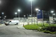 Les prisonniers ont réussi à briser des vitres,... (Photo Le Quotidien, Gimmy Desbiens) - image 2.0