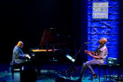 Le pianiste Kenny Barron se produisait avec le... (Photo Olivier Jean, La Presse) - image 3.0