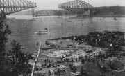 Le pont de Québec en 1916... - image 2.0