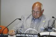 Le conseiller Jean-Yves Provencher, président du Conseil du... (Photo Le Quotidien, Mariane L. St-Gelais) - image 4.0