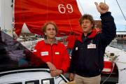 Laurent Bourgnon (à droite), en 2003... (Photothèque Le Soleil) - image 3.0