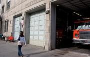 En octobre 2007, des pompiers avait recouvert des... (Photo André Pichette, Archives La Presse) - image 1.0